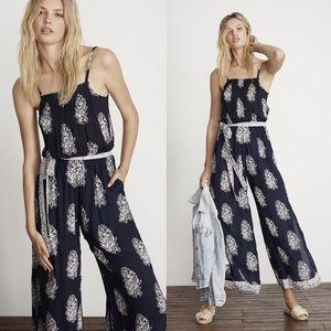 Faithfull the Brand Briana Jumpsuit - Devani Print